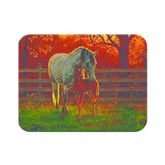 McGowan TT93101 Tuftop Mare and Foal Cutting Board- Small