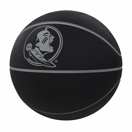 FL State Seminoles Blackout Full-Size Composite Basketball ()