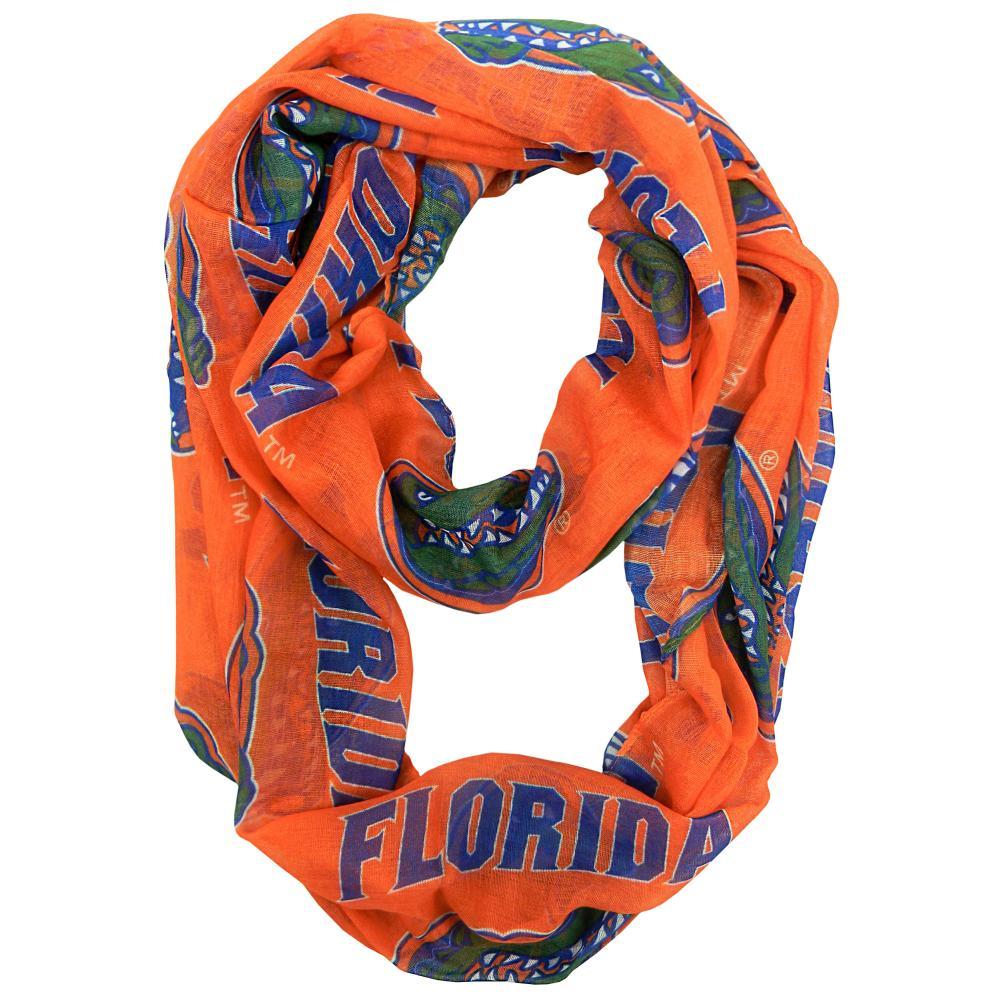 Florida Sheer Infinity Scarf
