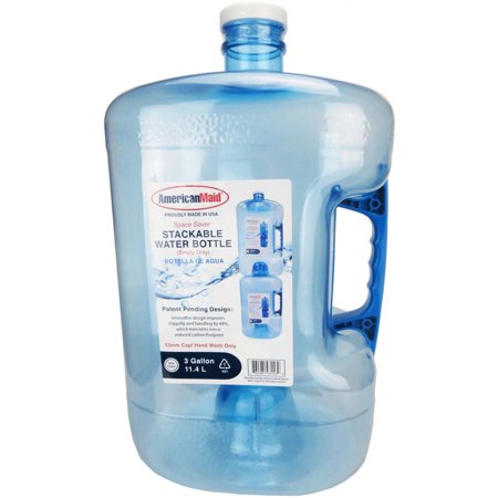 3 Gallon Stackable Water - Water Bottles Wholesale