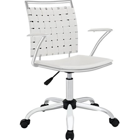 Modway Fuse Modern Office Chair In White