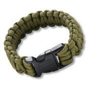 CRKT Para-Saw Survival Bracelet Large OD Green