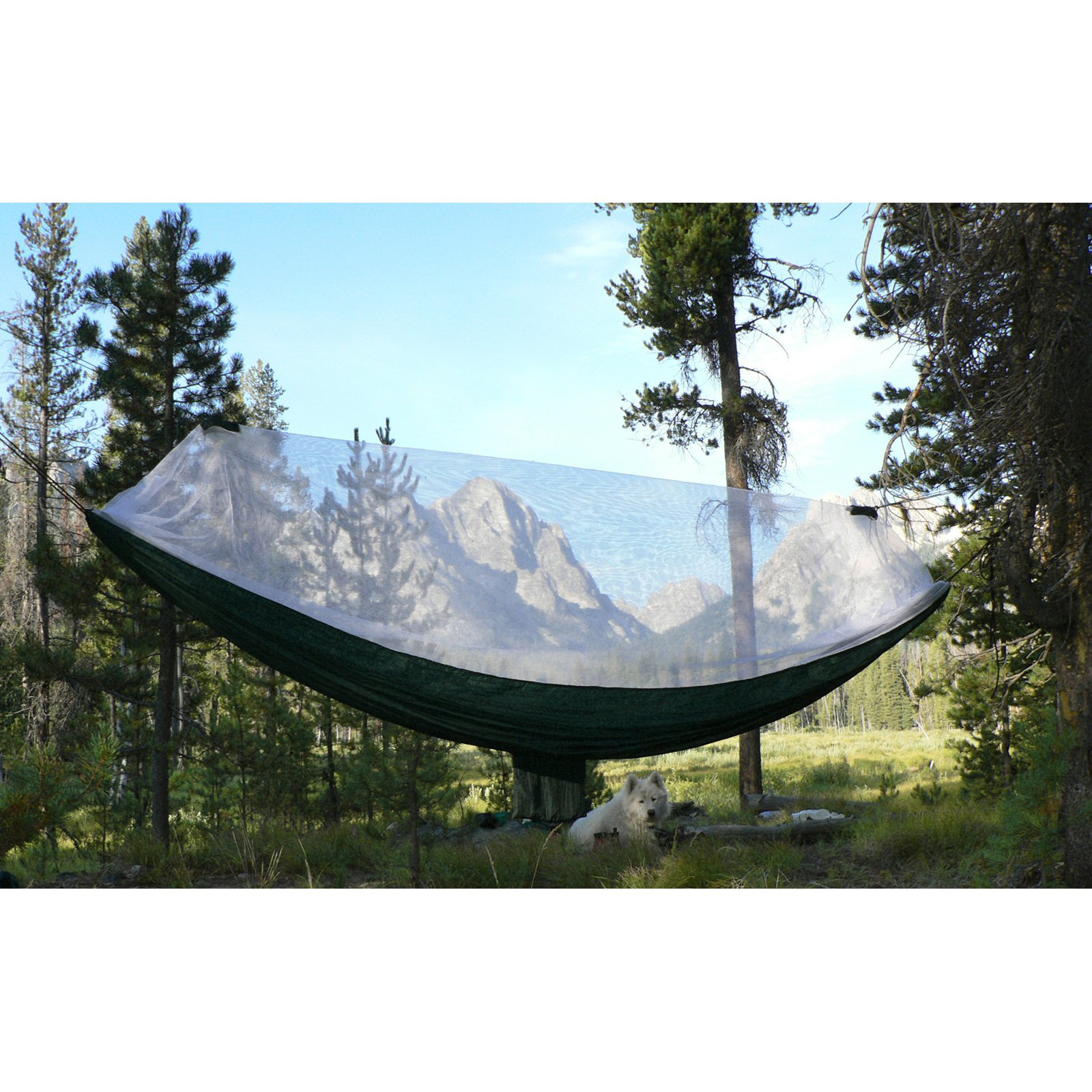 Click here to buy Mosquito Free Hammock Bliss by Hammock Bliss.