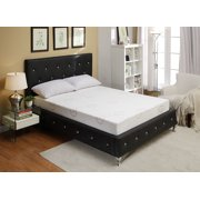 8-Inch Green Tea Infused Memory Foam Mattress with CertiPUR-US Certified Foam, Queen. Available in Various Sizes