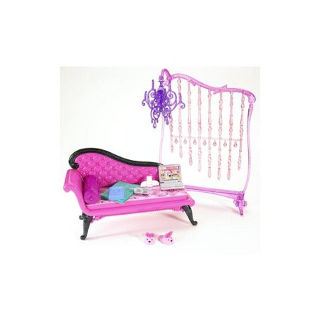 barbie my house basic furniture barbie glam daybed