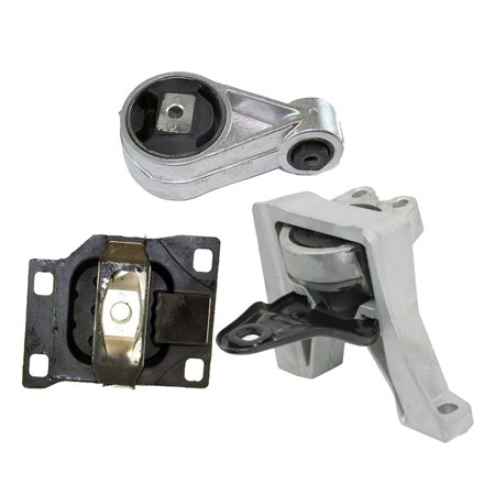 Ford Dohc Engine (K2036 Fits 2005-2007 Ford Focus 2.0L DOHC AUTO Trans Motor & Trans Mount Set 3pcs : A5495, A2939,)