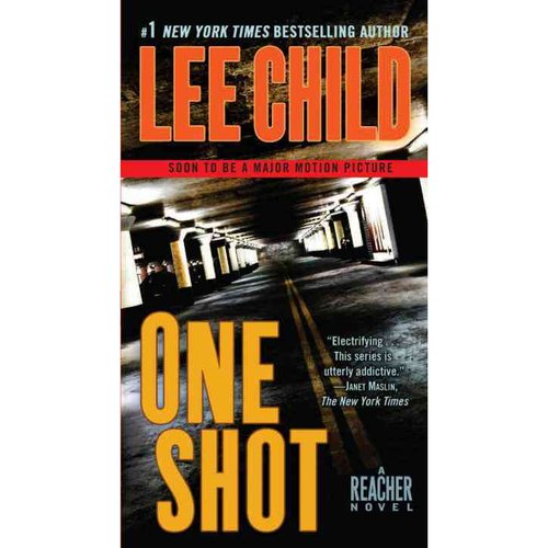 One Shot: A Jack Reacher Novel