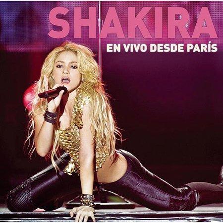 En Vivo Desde Paris  Cd Dvd   Live