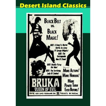 Bruka: Queen of Evil (DVD)