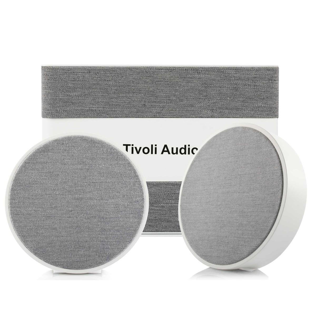 Tivoli Audio SPHERA Wireless Speakers (Pair) with ART Model Sub Wi-Fi Subwoofer by Tivoli Audio