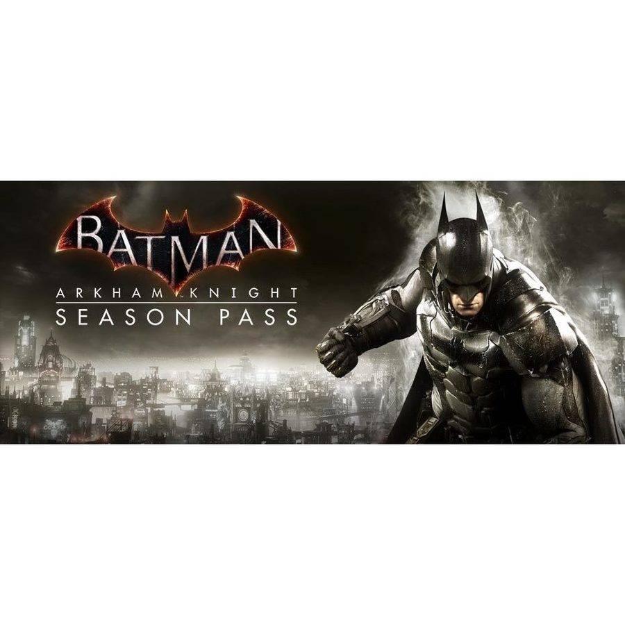 Batman: Arkham Knight Season Pass (PC) (Email Delivery)
