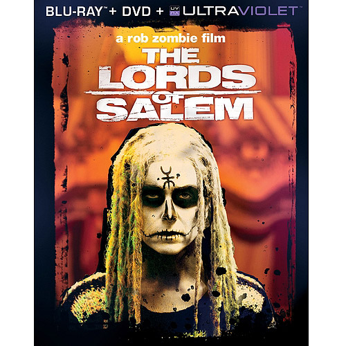 The Lords Of Salem (Blu-ray   DVD   Digital HD) (With INSTAWATCH) (Widescreen)