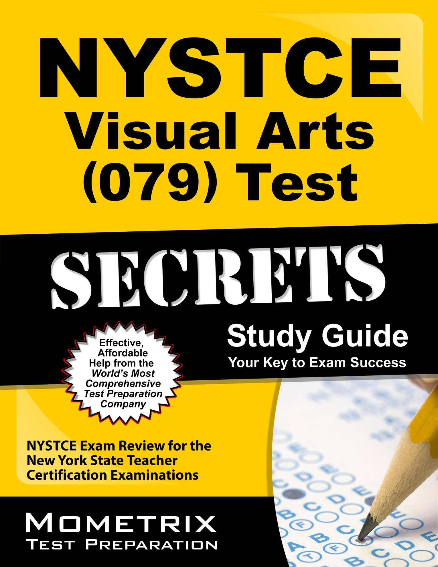 NYSTCE Visual Arts (079) Test Secrets Study Guide : NYSTCE Exam ...