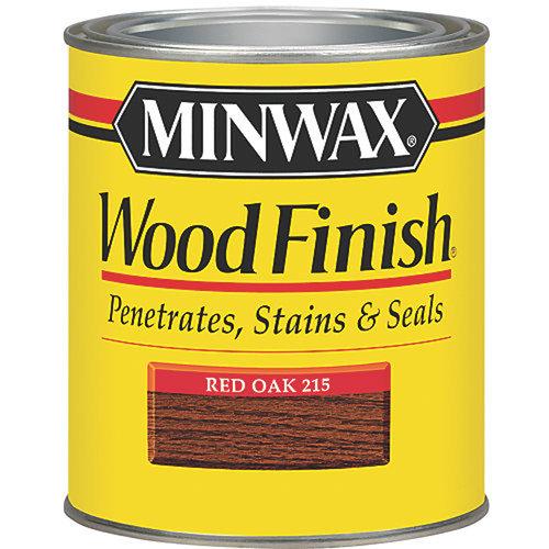Minwax Wood Finish, Half Pint, Red Oak