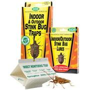 Stink Bug Lures, Set of 2