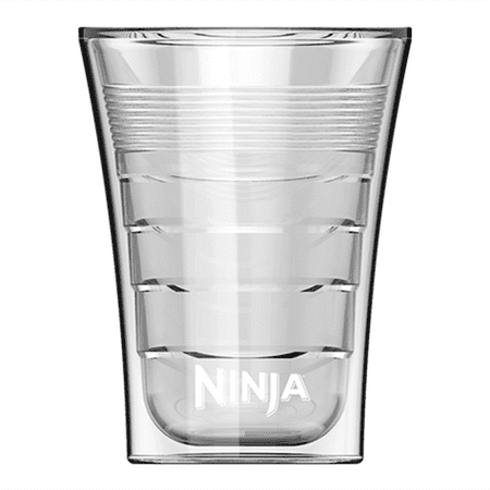 Bar Cup (Ninja 14 Ounce Microwave Safe Plastic Double-Insulated Cup for Ninja Coffee)