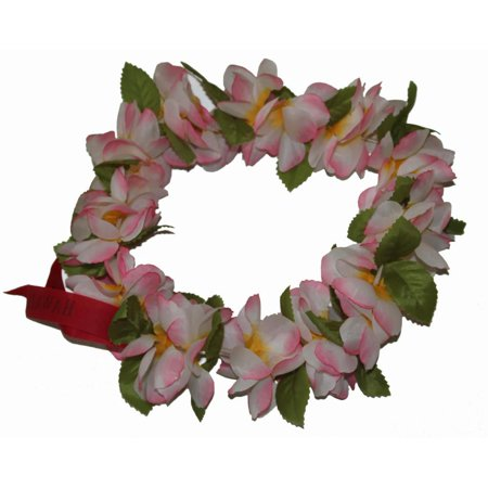#27 Pink-White-Yellow, Haku Lei