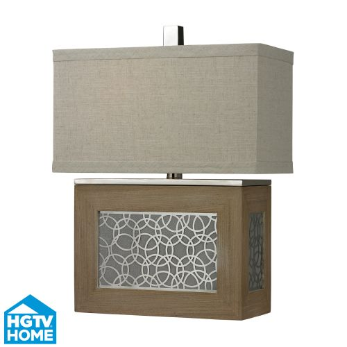 "Dimond Lighting HGTV323 1 Light 23"" Height Table Lamp from the HGTV Hot Collecti"