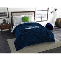 "NFL Seattle Seahawks ""Anthem"" Twin & Full Bedding Comforter Set, 1 Each"