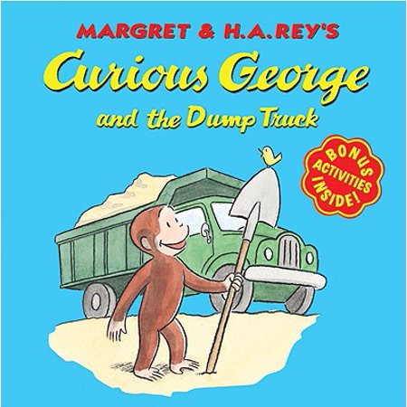 Curious George and the Dump Truck - Man In The Yellow Suit Curious George