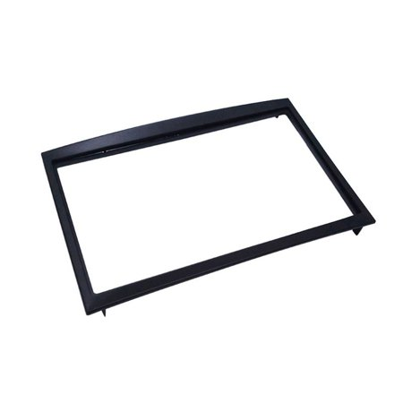 CD Double DIN Car Auto Trim Trace Stereo Radio Kit Fascia Adapter Panel Panel Mount Plate for peugeot 307 - image 6 of 7
