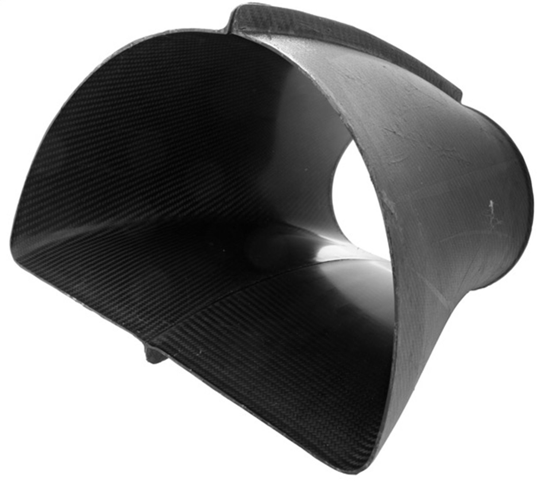 K&N 100-8511 Carbon Fiber Scoop by K&N