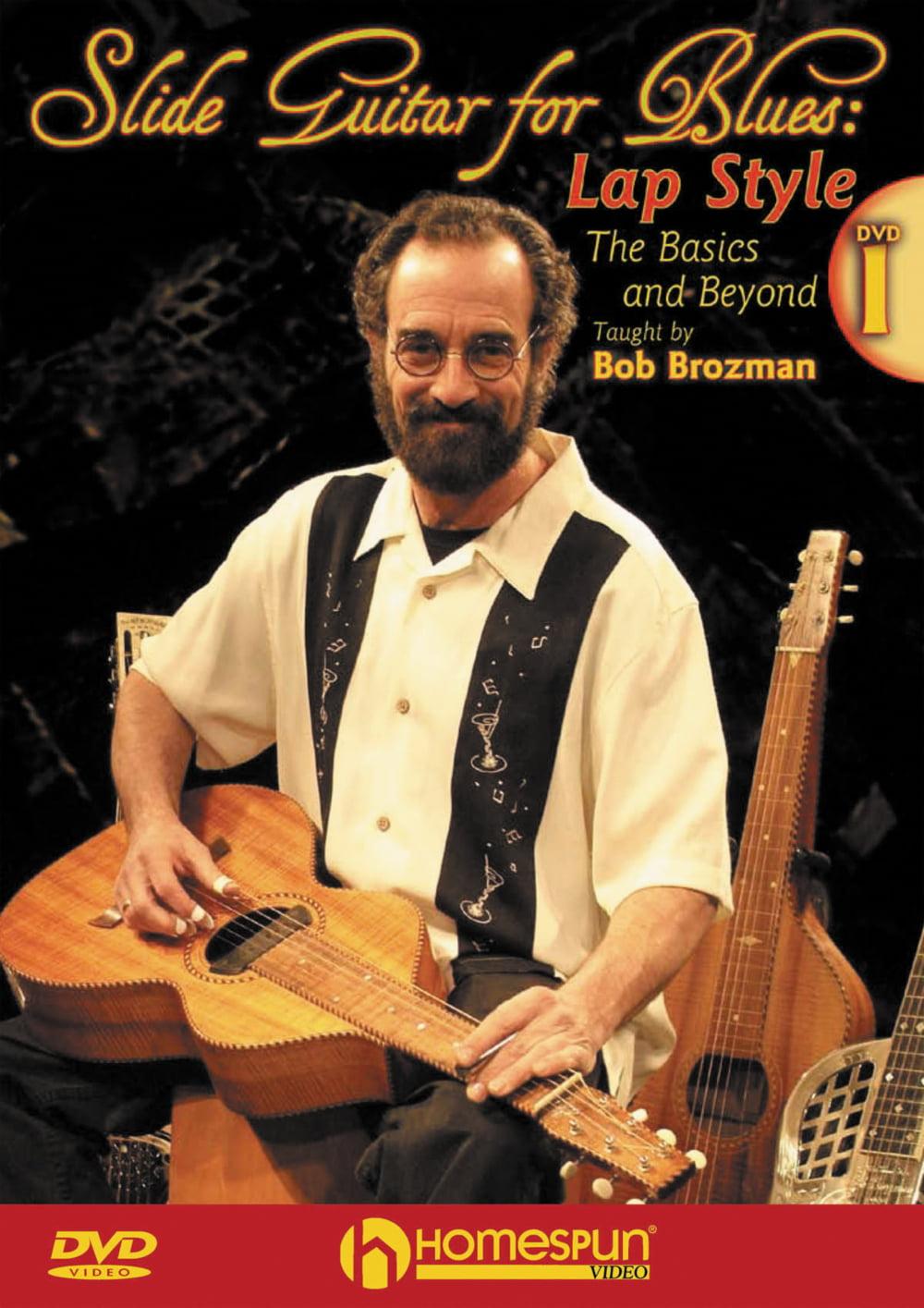 Homespun Slide Guitar for Blues Lap Steel DVD 1 by