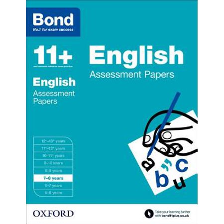 Bond 11+ : English: Assessment Papers (Bond Assessment Papers English 10 11 Answers)