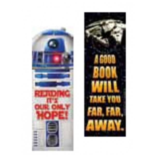 Eureka EU-834208 Star Wars Good Book Bookmarks