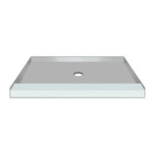 American Bath S60343TP-C 60 x 34 in. Single Ready To Tile...