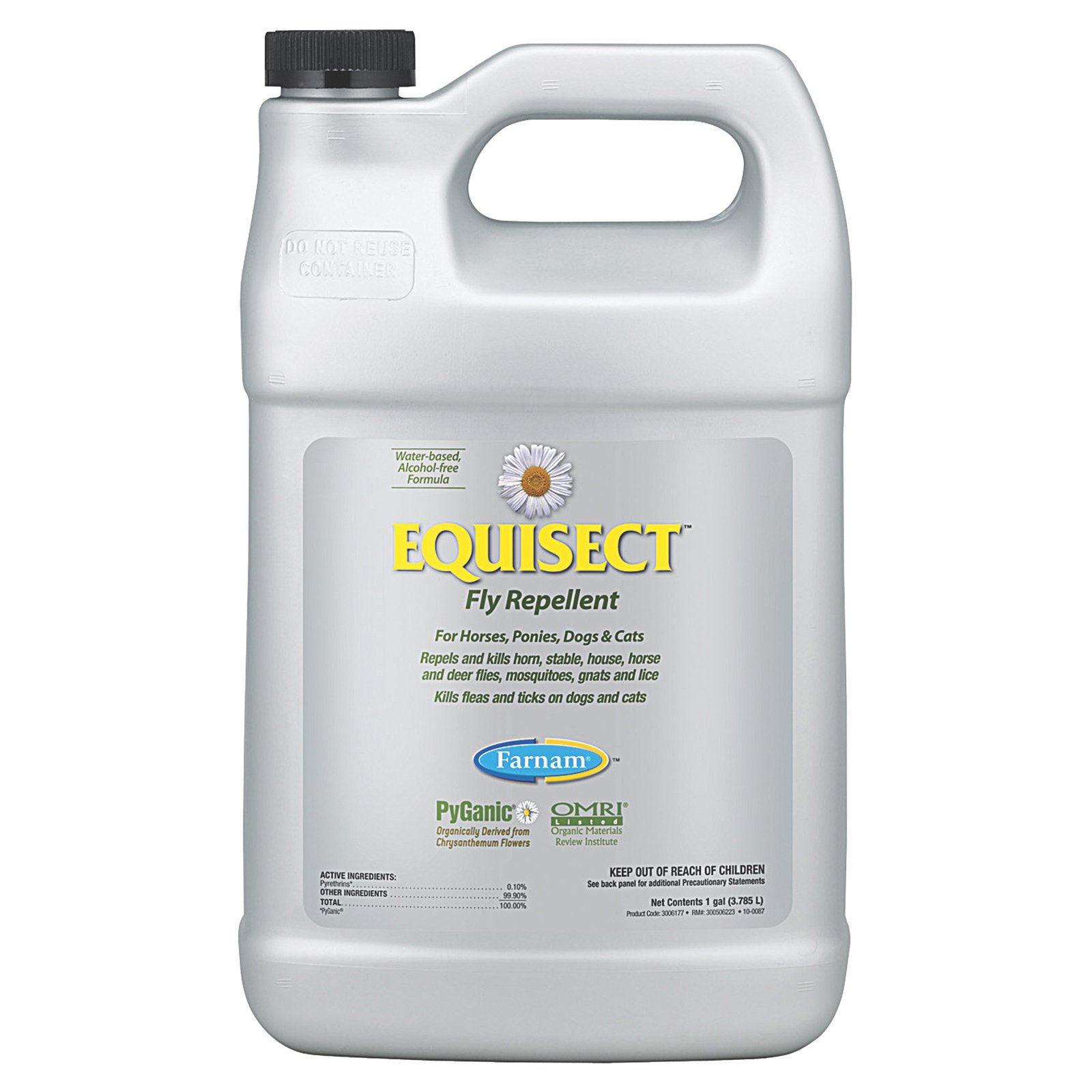 Farnam Companies Inc. Equisect Botanical Fly Repellent