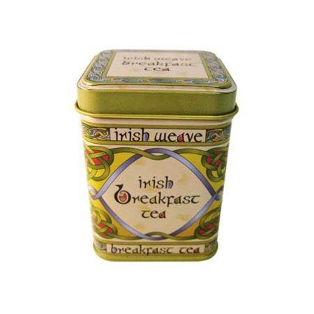 Royal Tara Irish Breakfast Loose Leaf Tea Small Souvenir  Tin - 40g