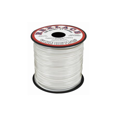 RX10080 PEPPERELL REXLACE 100YD SPOOL PEARL Faux Pearl Rope
