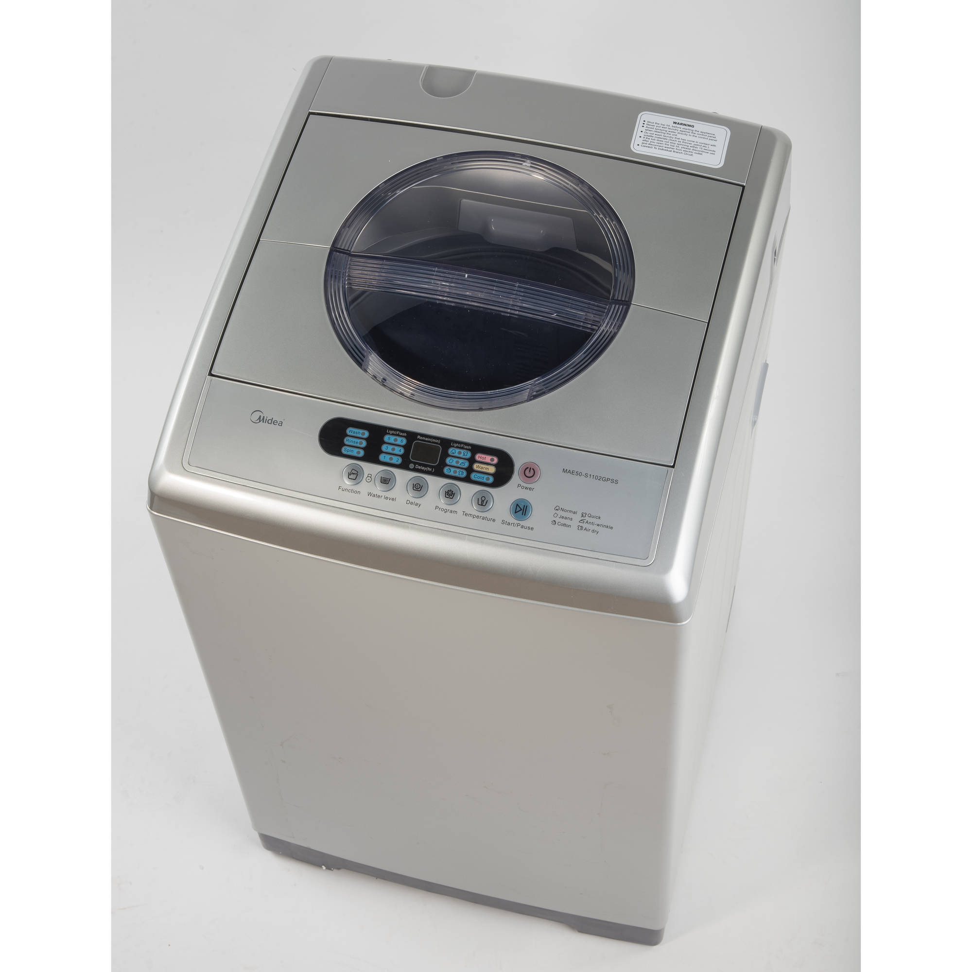 midea portable washing machine