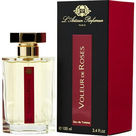 L'ARTISAN PARFUMEUR VOLEUR DE ROSES by L'Artisan Parfumeur - EDT SPRAY 3.4 OZ - MEN