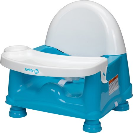 Safety 1st Easy Care Swing Tray Feeding Booster, Atlantis