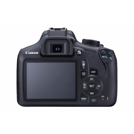 Best Canon T6 EOS Rebel DSLR Camera with EF-S 18-55mm IS II Lens Deluxe Bundle deal