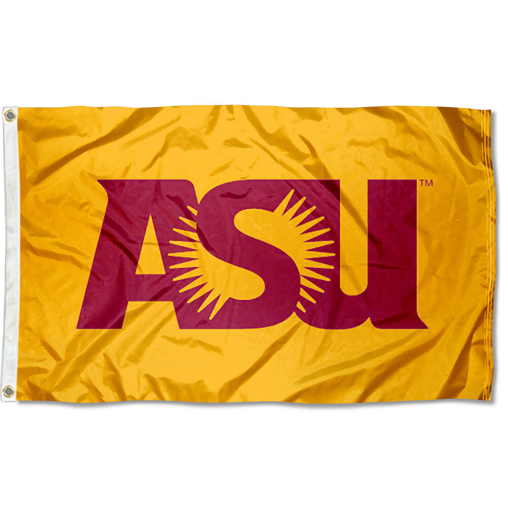Arizona State University Sun Devils Flag