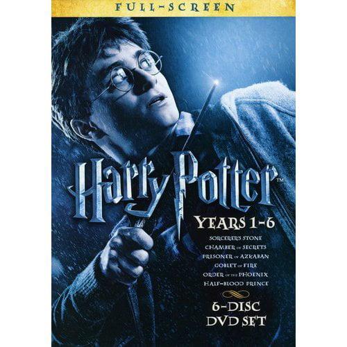Harry Potter: Years 1-6 (Full Frame)