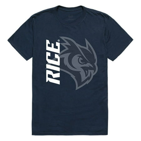 (Rice University Owls NCAA Ghost Tee T-Shirt)