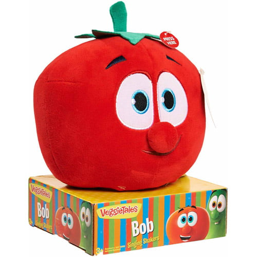Dreamworks Veggie Tales Singer Shaker, Bob by Just Play