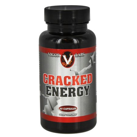 Vigor Labs - Cracked Energy - 30 Capsules