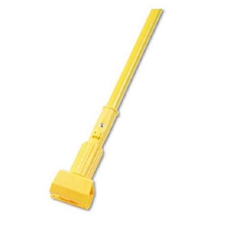 Plastic Jaws Mop Handle for 5 Wide Mop Heads, 60