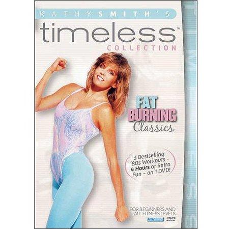 Kathy Smiths Timeless Collection  Fat Burning Classics   Body Basics   Winning Workout   Fat Burning Workout