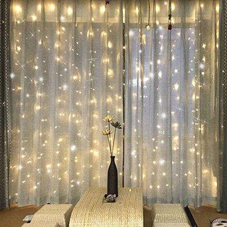Patio Curtain Lights