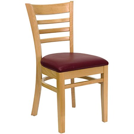 Excellent Bsd National Supplies Spencer Natural Wood Burgundy Upholstered Classic Dining Chairs Spencer Natural Wood Burgundy Dining Chair Ibusinesslaw Wood Chair Design Ideas Ibusinesslaworg