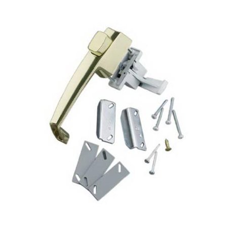 Wright Products™ VRG003-333 Cumberland Storm & Screen Door Push Button Latch