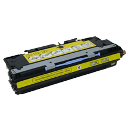 Zoomtoner Compatible HP Q2682A Laser Toner Cartridge Yellow - image 1 of 1