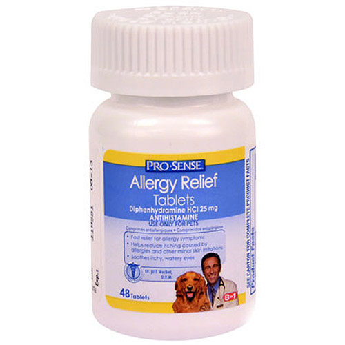 ProSense Allergy Relief, 48 Tablets