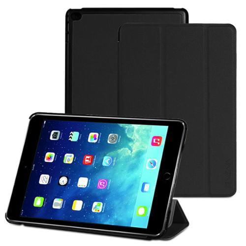 Vena for Apple iPad Mini 2 w/ Retina Display (2013) / iPad mini 3 (2014) Case [vCover]  Auto Sleep / Wake Case (Black)